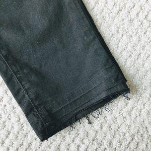 J Brand Pants - J Brand 811 Mid-rise Skinny Japanese Twill Pants
